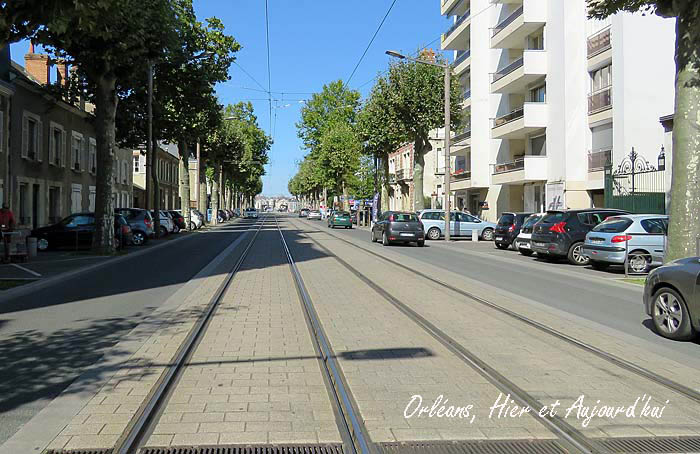 Avenue Dauphine - Perspective, Septembre 2015